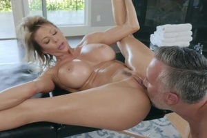 Super hot MILF Alexis  fucked after..