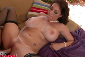 Charlee Chase with juicy boobs..