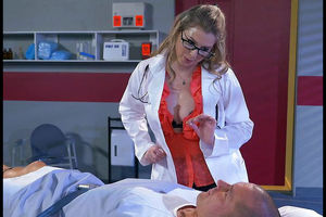 Mature Pornstar Dr. Lane Fixes His..