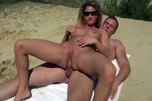 Leggy Cougar getting assfuck pounding..