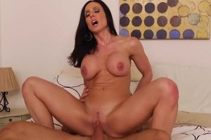 Huge brested pornstar Kendra Zeal fucked